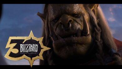 El emotivo tráiler celebra los 30 años de Blizzard, no todo el mundo lo celebra