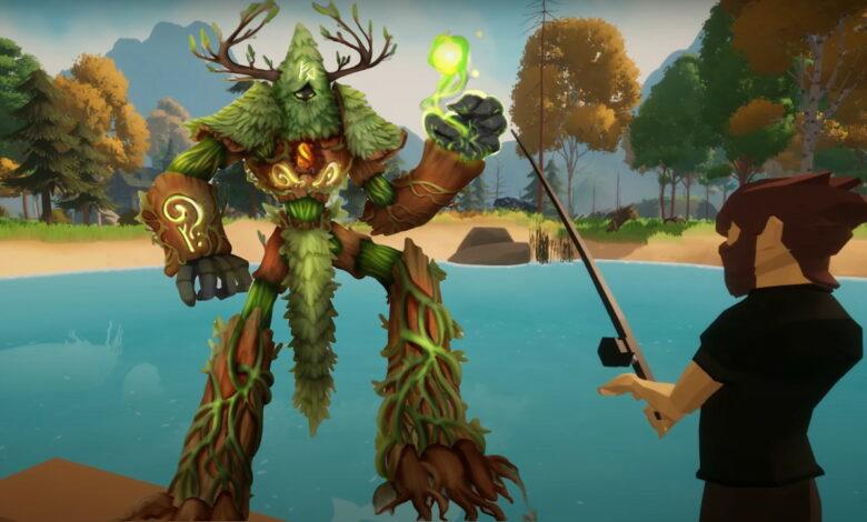 El nuevo MMORPG fue popular en Kickstarter, comenzando en Early Access este mes