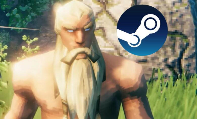 El nuevo juego de supervivencia Valheim tiene tanto éxito en Steam que supera a ARK