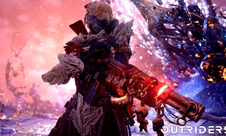 El nuevo shooter Outriders obtiene armas legendarias: así de poderosas son las armas