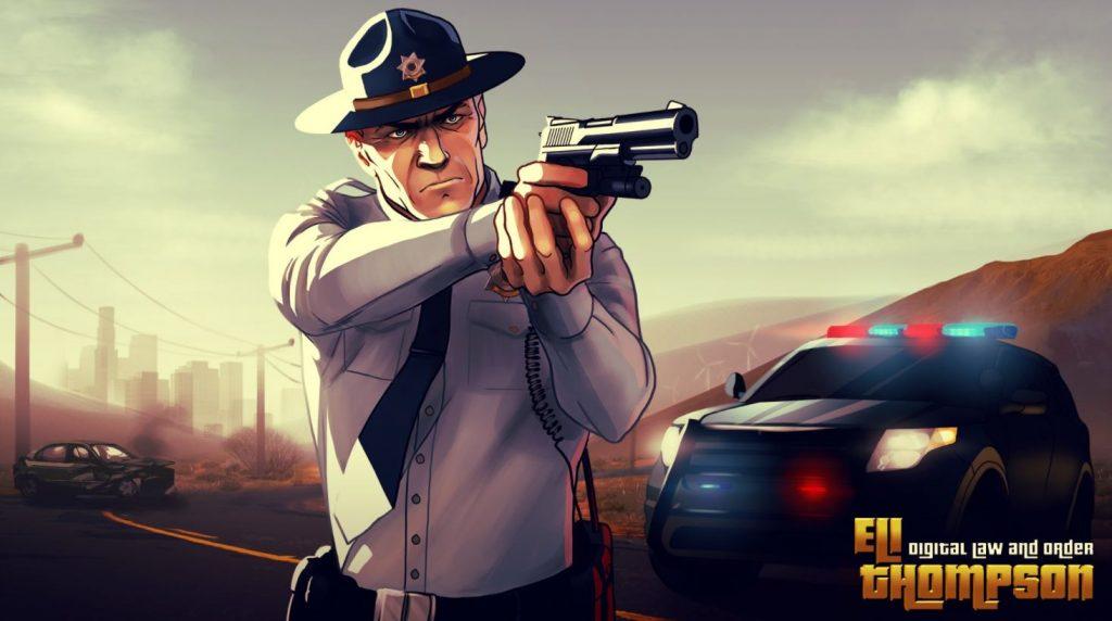 Sheriff Eli de GTA 5