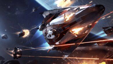Elite Dangerous: los jugadores le declaran la guerra a los robots molestos, participan más de 20.000