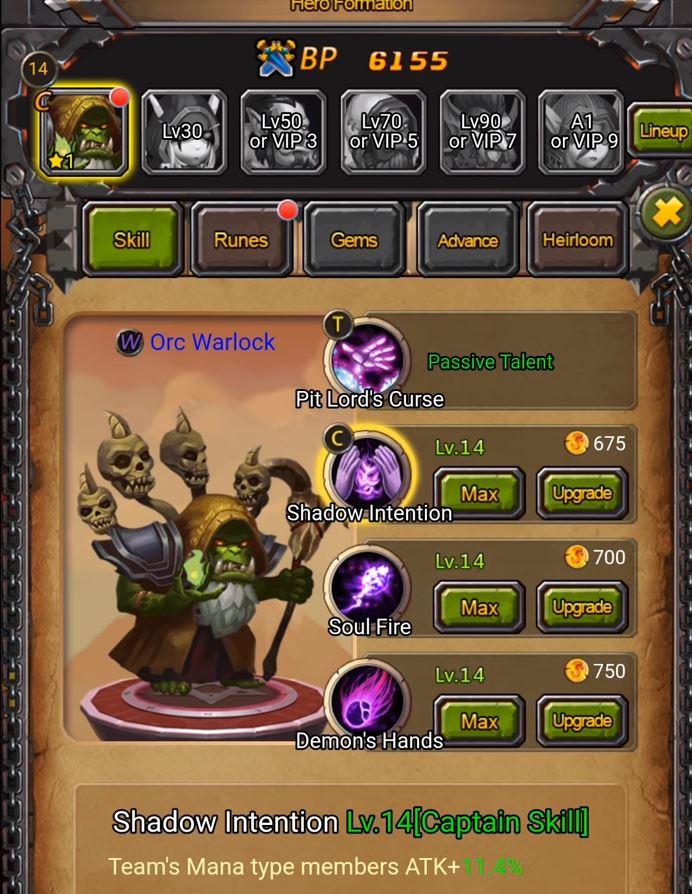 """Klon-WoW """"class ="""" wp-image-650394 """"srcset ="""" http://dlprivateserver.com/wp-content/uploads/2021/02/Es-probable-que-la-BlizzCon-2021-traiga-nuevos-juegos-de.jpg 692w, https: //images.mein-mmo .de / medien / 2021/02 / Klon-WoW-232x300.jpg 232w, https://images.mein-mmo.de/medien/2021/02/Klon-WoW-116x150.jpg 116w """"tamaños ="""" (máx. -ancho: 692px) 100vw, 692px """"> Así es como se veía un clon descarado de un juego así. El"""" Orc Warlock """"tiene 4 habilidades que pueden mejorarse.     <p><strong>Este es el atractivo del juego: </strong>La idea es apelar al instinto coleccionista del jugador. Porque quiere tener tantos héroes como sea posible que estén equipados de manera óptima. Las misiones están diseñadas de tal manera que necesitas el escuadrón más amplio posible: porque un héroe como Baine Bloodhoof es genial cuando se trata de oponentes con armadura ligera, para enemigos con armadura pesada, pero necesitas un mago porque son vulnerables al fuego.</p> <p>Los desafíos más difíciles del juego son las peleas de jefes tácticamente exigentes, varias de las cuales deben pelearse seguidas con un equipo. Exigen una gran destreza del jugador y un equipo de héroes excelentemente equipado y bien educado.</p> <p>En tales juegos, a menudo se crean listas de animales y complejos sistemas de actualización para optimizar a los héroes. Estos juegos son tan profundos que incluso los jugadores incondicionales y los nerds teóricos pueden estar felices con ellos.</p> <p>Sin embargo, estos juegos de """"multijugador Free2Play"""" a menudo tienen una tienda de efectivo exagerada y son acusados de ser Pay2Win.</p> <p>    Ya había un anticipo de cómo se vería exactamente un juego de este tipo en 2019, cuando el juego para dispositivos móviles """"Glorious Saga"""" simplemente copió a Warcraft con valentía y fue demandado.    </p> <p><strong>¿Qué es la plantilla? </strong>La plantilla para un """"juego de coleccionar héroes"""" son algunos de los juegos móviles más exitosos del mundo. Estos juegos también se llaman """