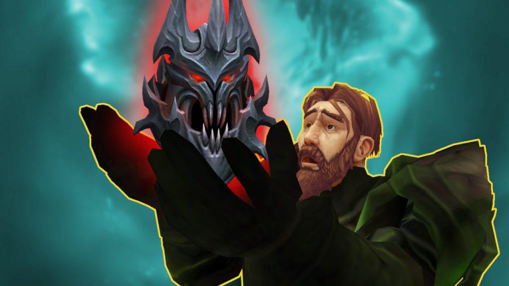 wow shadowlands mejor título de legendarys