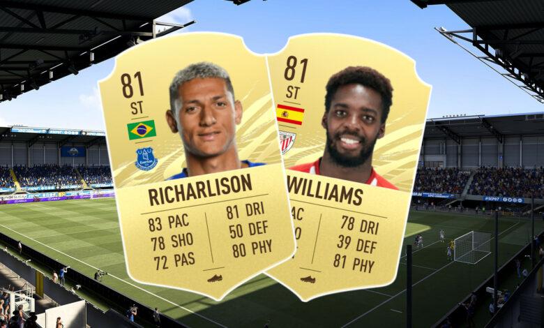FIFA 21: 5 delanteros increíblemente fuertes por pequeñas monedas