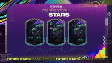 FIFA 21: Detalles oficiales del evento Future Stars - Preguntas frecuentes sobre las estrellas del futuro