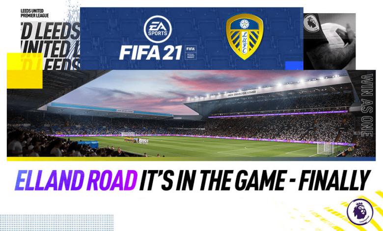 FIFA 21: Elland Road disponible en el juego