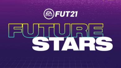 FIFA 21: Future Stars - Se anuncia el evento The Stars of the Future