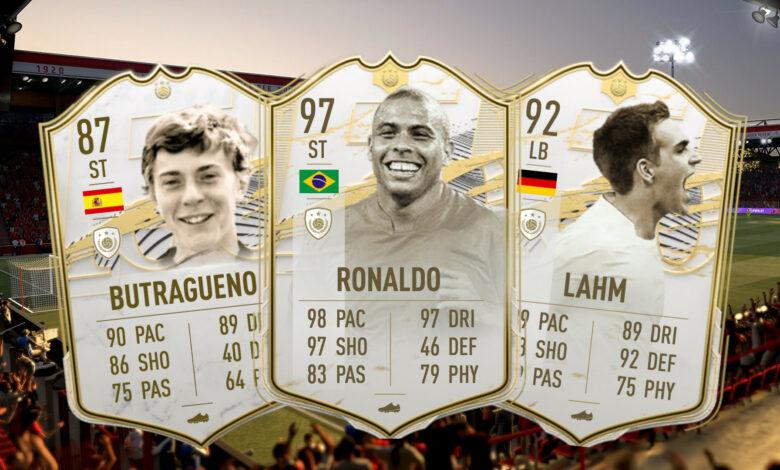 FIFA 21: Icon Swaps 2 y Icon Moments están aquí - Estas leyendas están ahí