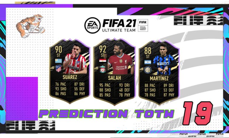 FIFA 21: Predicción TOTW 19 del modo Ultimate Team