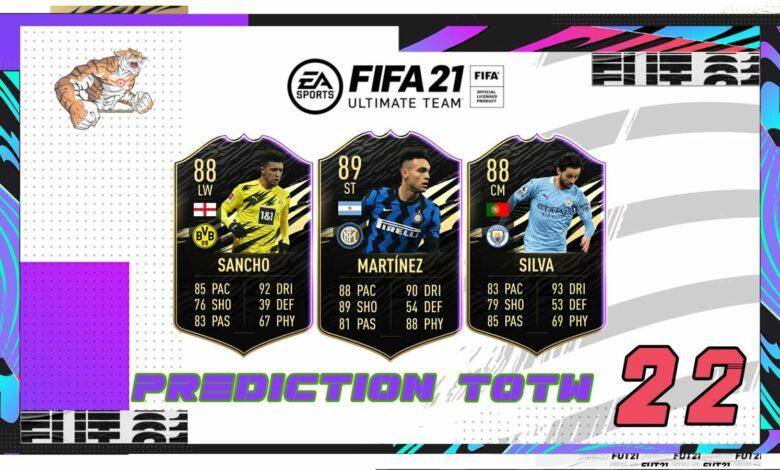 FIFA 21: Predicción TOTW 22 del modo Ultimate Team