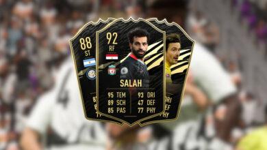 FIFA 21: TOTW 19 ya está aquí, con cartas inusualmente fuertes para cada posición
