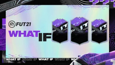 FIFA 21: What If Tracker Upgrade - Actualización de objetivos y hoja limpia