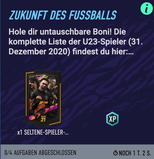 FIFA 21 Future of Football
