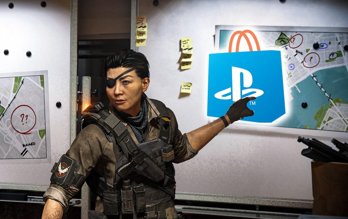 The Division 2 PS Store