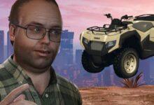 GTA Online ahora te ofrece un vehículo y te trae plantas de peyote