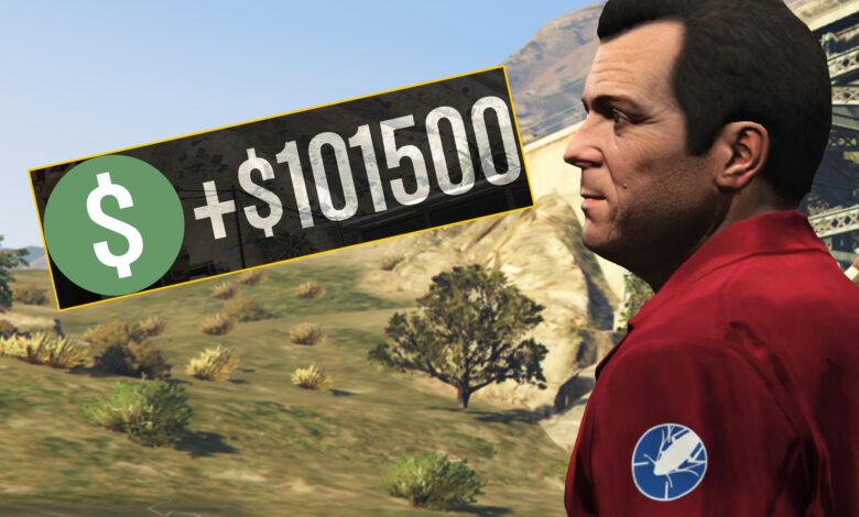 GTA Online: cómo dar dinero a otros jugadores