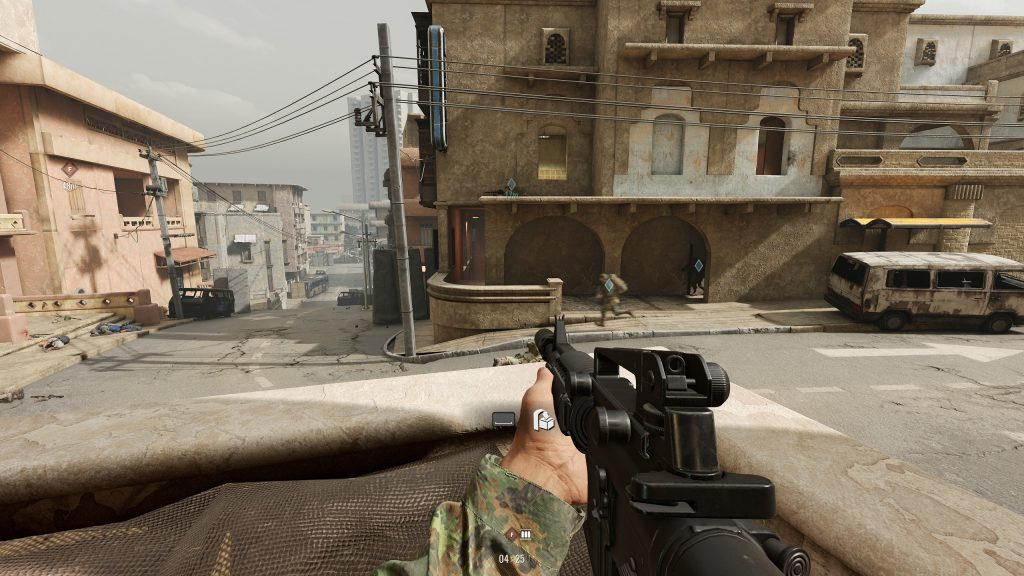 Insurgency Sandstorm en el juego