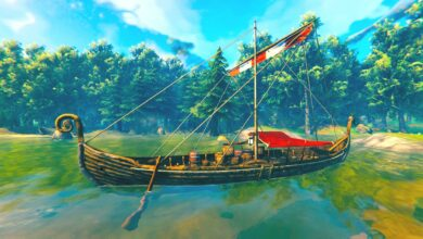 Hay un barco secreto en Valheim, pero nadie sabe cómo conseguirlo legalmente.