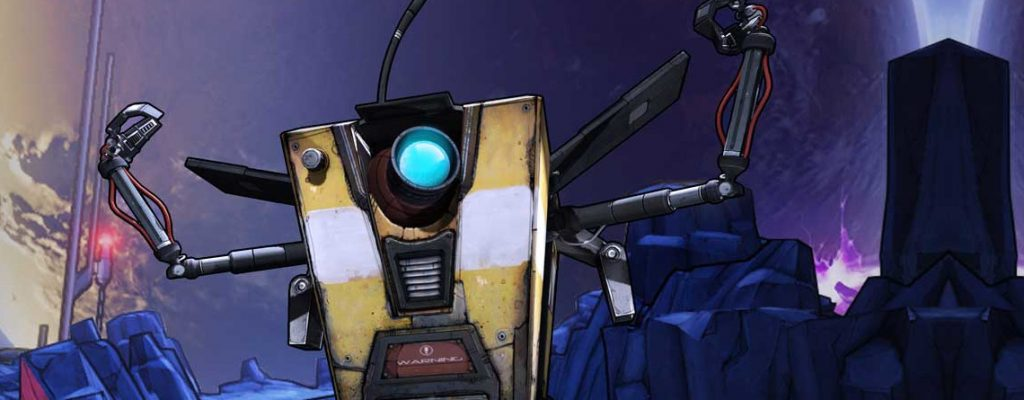 Borderlands 3 Claptrap título 1140x445