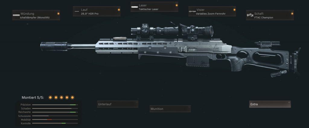 pistolas más populares de la zona de guerra de cod con configuraciones de enero de 2021 - HDR