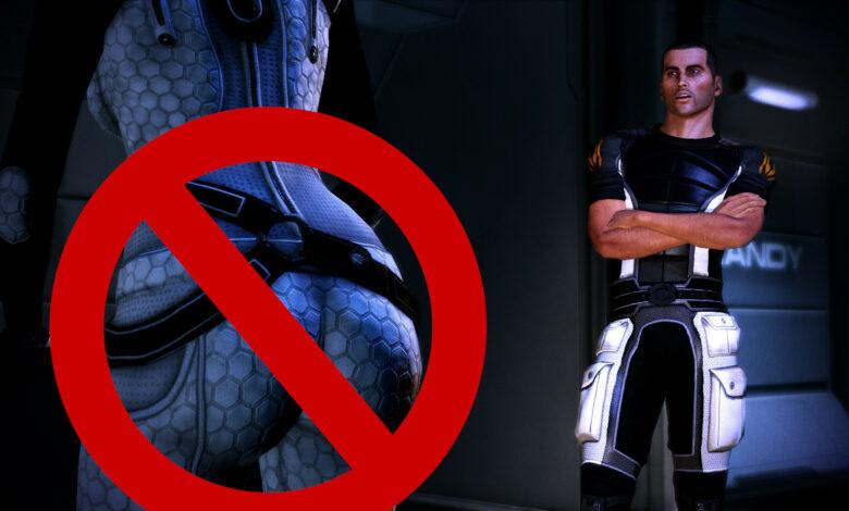 """Mass Effect: el remaster se vuelve menos sexy, cambia escenas """"problemáticas"""""""