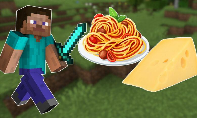 Minecraft: las cuevas nuevas son como queso y espaguetis y eso suena genial