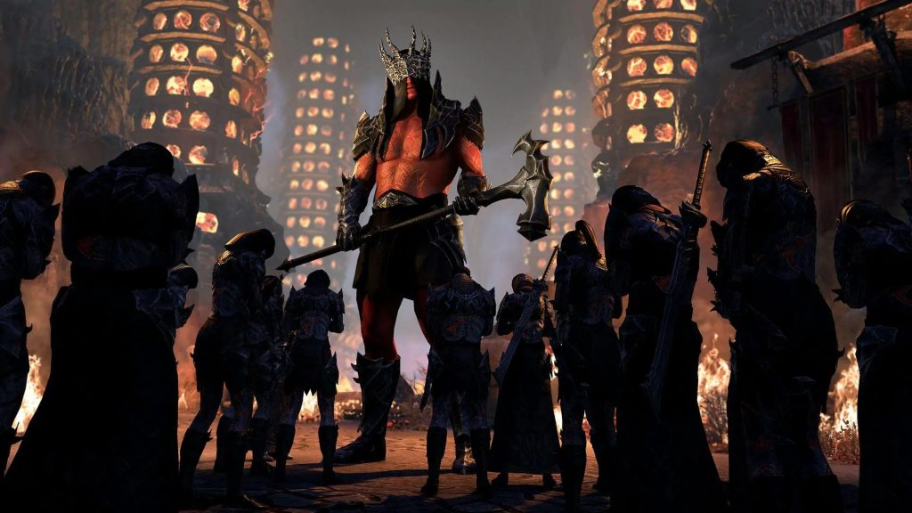 Elder Scrolls Online Caldero Zaudrus