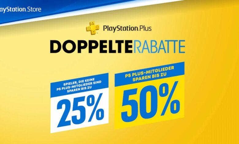 PS Store: actualmente se reducen cientos de juegos; con PS Plus ahorras dos veces