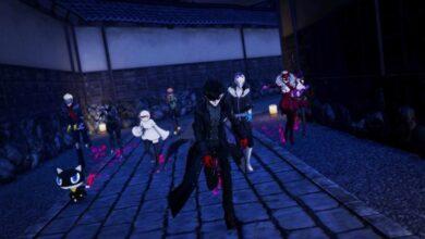 Persona 5 Strikers - Atascado al cargar - El juego no se carga - Cómo solucionarlo