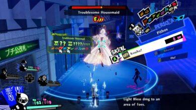 Persona 5 Strikers - Cómo arreglar caídas, retrasos y tartamudeos de FPS