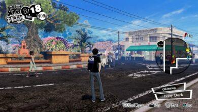 Persona 5 Strikers - El juego no se inicia - No se pudo iniciar - Cómo solucionarlo