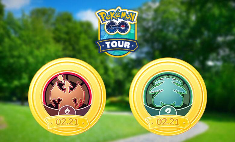 Pokémon GO: ¿Edición Roja o Verde? Estos Shinys aparecen en la gira de Kanto
