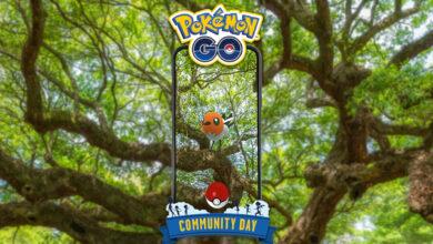 Pokémon GO: Community Day en marzo con Dartiri y estas bonificaciones