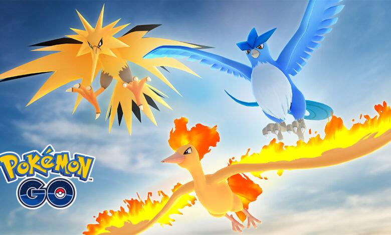 Pokémon GO anuncia el día de incursiones de Kanto, con una nueva criptografía legendaria