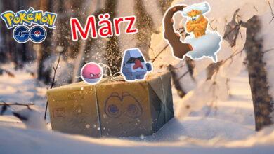 Pokémon GO anuncia eventos para marzo: trae a Kaumalat y 4 nuevos Shinys