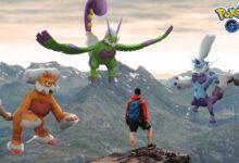 Pokémon GO comienza la temporada legendaria en marzo de 2021: trae 3 nuevos monstruos