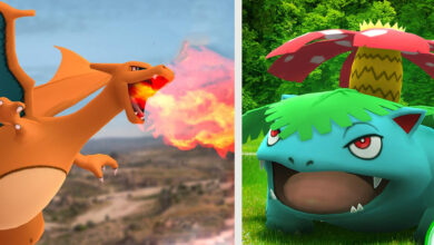Pokémon GO: elige la edición para la gira de Kanto ahora: ¿roja o verde?