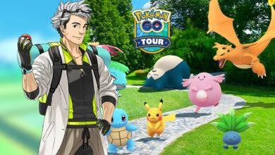 Pokémon GO: la actualización muestra 6 cosas que nos esperan en la gira de Kanto