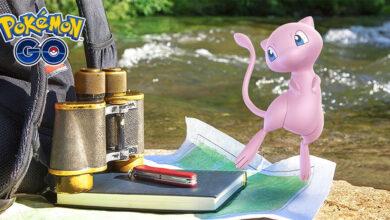 Pokémon GO zeigt neue Details zur Kanto-Tour und Shiny Mew
