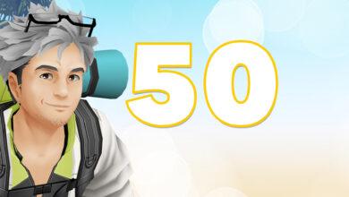 Pokémon GO: solo los entrenadores que alcanzan el nivel 50 obtienen esta investigación especial