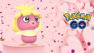 Pokémon GO bringt überraschend neues Shiny und 6 Quests zum Valentinstag