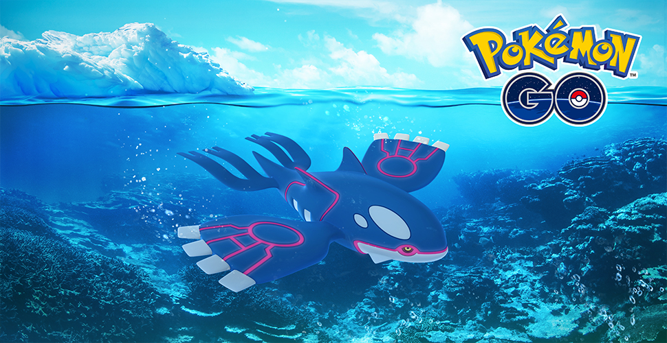 Pokémon GO Kyogre
