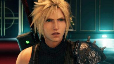 Sí, incluso Final Fantasy VII obtiene una batalla real