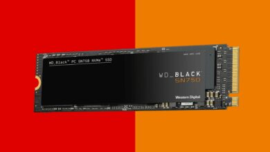 SSD NVMe rápido con hasta 3470 MB / s actualmente en oferta a un precio razonable