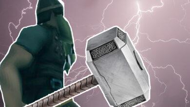 Un jugador cree: Vio al dios del trueno Thor en Valheim - Proporciona evidencia