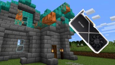 YouTuber juega Minecraft con RTX 3090, pero solo maneja 5 FPS
