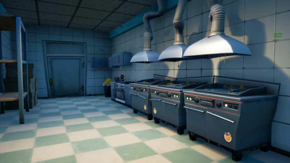 cocinas de restaurante fortnite