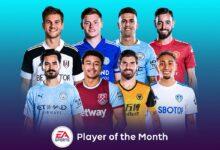 FIFA 21: Nominaciones POTM de febrero de la Premier League
