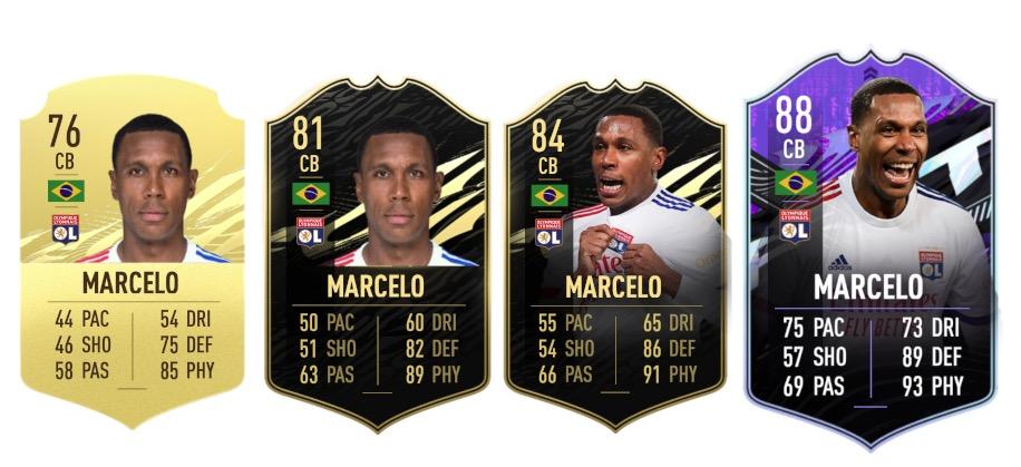 FIFA 21 ¿Y si Marcelo?